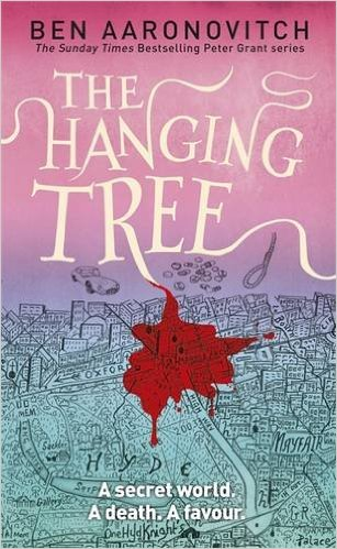 Peter Grant 6: The Hanging Tree Book Cover