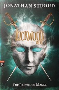 Die raunende Maske Book Cover