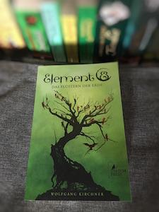 Element 8: Das Flüstern der Erde Book Cover