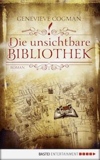 Die unsichtbare Bibliothek Book Cover