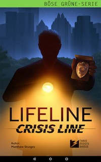 Lifeline CrisisLine Book Cover