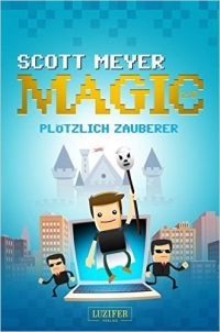 Magic Plötzlich Zauberer Book Cover
