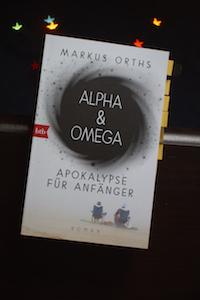 Alpha und Omega Book Cover