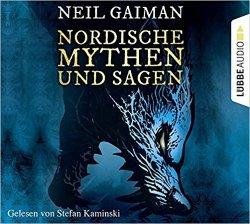 Nordische Mythen und Sagen, Norse Mythology deutsch, Neil Gaiman