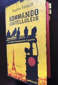 kommando abstellgleis sophie henaff carl´s books