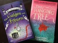 Der Galgen von Tyburn Ben Aaronovitch Flüsse von London The Hanging Tree Buchreise