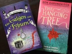 Buchreise Der Galgen von Tyburn Ben Aaronovitch Flüsse von London The Hanging Tree Buchreise