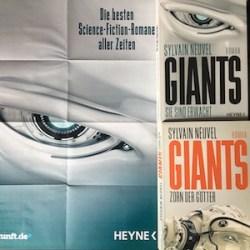 Giants sylvain neuvel