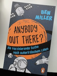 Anybody out there Book Cover