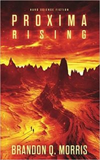 Proxima Rising Book Cover