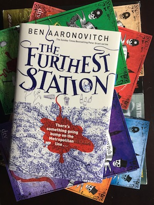 The Furthest Station Book Cover