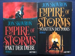 empire of storms jon skovron