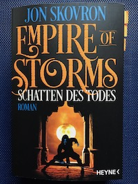 Schatten des Todes Book Cover