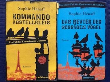 Kommando Abstellgleis Sophie Hénaff