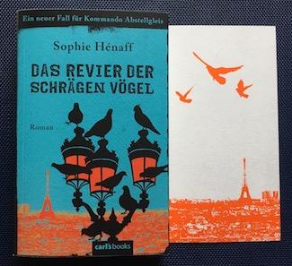 Das Revier der schrägen Vögel Book Cover