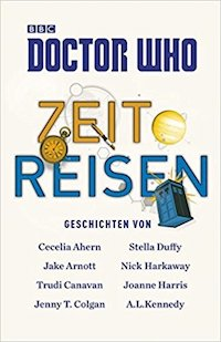 Doctor Who Zeitreisen Book Cover