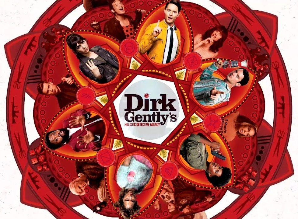Dirk Gently 2 Netflix ©BBC America