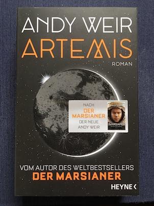 Artemis Andy Weir