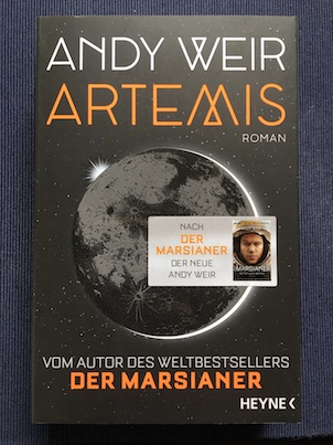 Artemis Book Cover