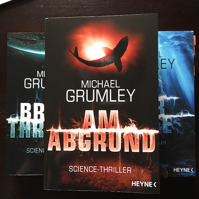 Michael Grumley Am Abgrund