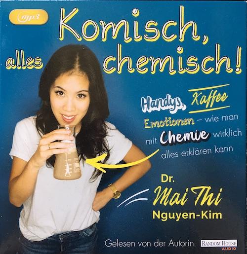 Komisch, alles chemisch Book Cover