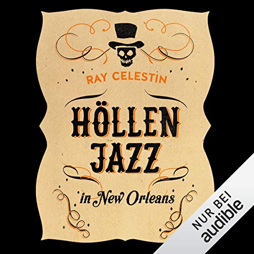 Höllenjazz in New Orleans Book Cover