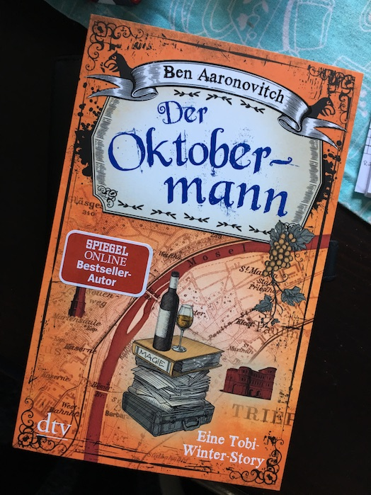 Oktobermann Ben Aaronovitch