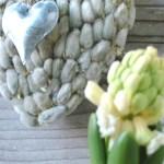 Ötletes tavaszi dekoráció kartonpapírból