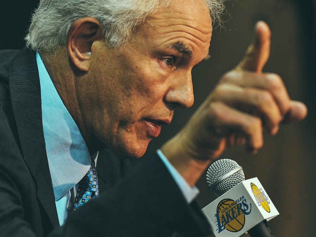 Lakers Former Gm Mitch Kupchak