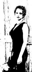 Krista Umgelter black and white