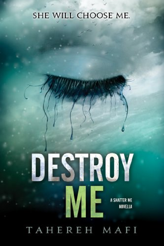 Destroy Me by Tahereh Mafi | reading, books