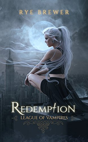 Redemption by Rye Brewer | reading, books