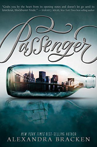 Passenger by Alexandra Bracken | books, reading, book covers