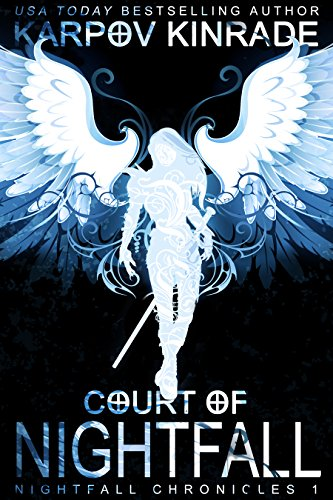 Court of Nightfall by Karpov Kinrade | books, reading, book covers