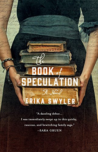 The Book of Speculation by Erika Swyler | books, reading, book covers