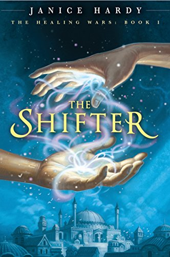 The Shifter by Janice Hardy | books, reading, book covers