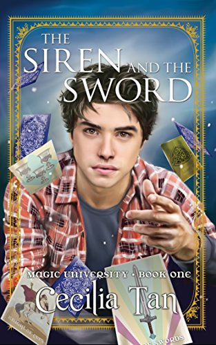 The Siren and the Sword by Cecilia Tan   books, reading
