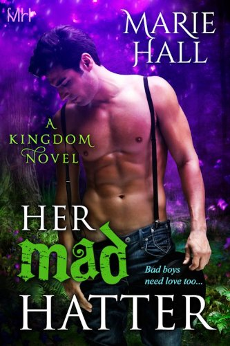 Her Mad Hatter by Marie Hall | books, reading, book covers