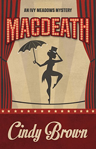 Macdeath by Cindy Brown | books, reading, book covers, cover love, circus