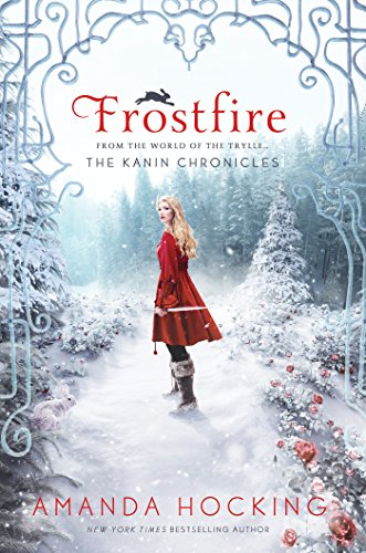 Frostfire by Amanda Hocking | books, reading, book covers