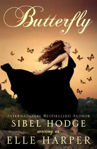 Butterfly by Elle Harper | books, reading, book covers