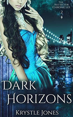 Dark Horizons by Krystle Jones | books, reading, book covers, cover love, skylines