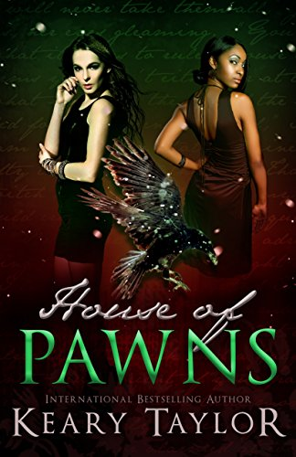 House of Pawns by Keary Taylor | books, reading, book covers