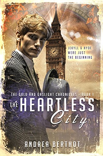 The Heartless City by Andrea Berthot | reading, books
