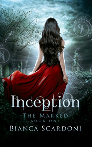 Inception by Bianca Scardoni | books, reading, book covers