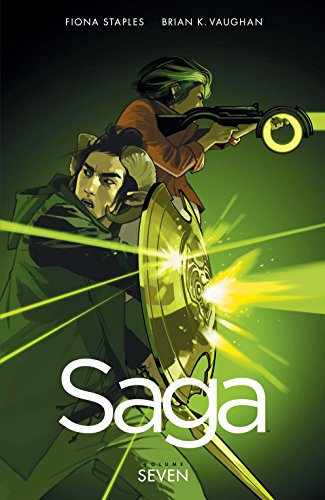 Saga Vol. 7 by Brian K. Vaughan & Fiona Staples