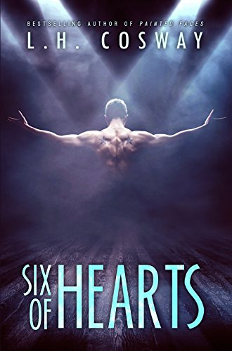 Six of Hearts by L.H. Cosway | books, reading, book covers