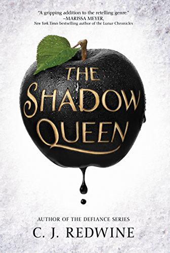 The Shadow Queen by C. J. Redwine | reading, books