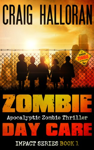 Zombie Day Care by Craig Halloran | reading, books