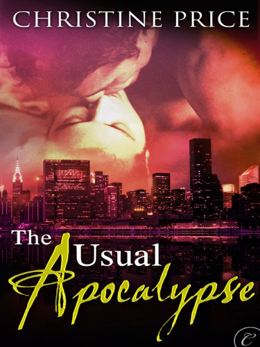 The Usual Apocalypse by Christine Price | books, reading, book covers